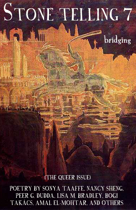 Cover image for Stone Telling issue 7, Bridging